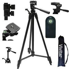 "72"" PROFESSIONAL LIGHTWEIGHT TRIPOD + REMOTE FOR NIKON D7200 D5000 D600 D300 D1"