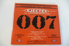 EJECTES CD JAMES BOND 007 SEVEN COVERS FOR SEVEN ISSUES. JAMES BOND
