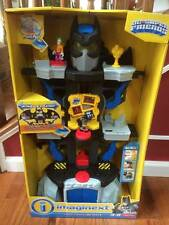 Fisher Price Imaginext DC Super Friends Transforming Batcave New
