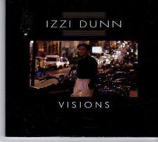 (DX572) Izzi Dunn, Visions - 2013 DJ CD