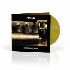 Placebo - Black Market Music (2015 Remastered 180 Gram GOLD Vinyl LP) NEU+OVP!