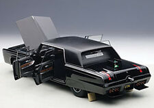 Autoart BLACK BEAUTY GREEN HORNET BLACK TV SERIES 1/18 Scale. New! In Stock!