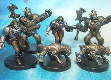 Dungeons & Dragons Miniatures Lot  Warforged Iron Defender !!  s104