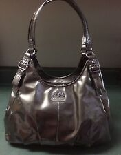 COACH Madison Patent Leather Maggie Shoulder Bag G1171-18760***NO RESERVE!!!