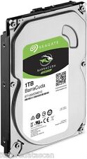 "Seagate 1 TB SATA HDD Barracuda Internal 7200RPM 3.5"" (ST1000DM010).*"