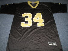 VINTAGE PUMA NFL NEW ORLEANS SAINTS RICKY WILLIAMS JERSEY SIZE L