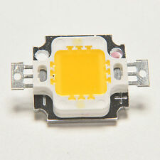 5 Pieces 10W LED SMD Chip Bulbs Beads for Floodlight Lamp Warm White Lighting