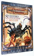 Dungeons & Dragons SCHERMO DEL DUNGEON MASTER 2000 WOTC D&D 3.0 RARO SIGILLATO