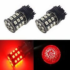 JDM ASTAR Super Bright 3157 3057 LED Red AX-2835 SMD Brake Tail Stop Light Bulbs