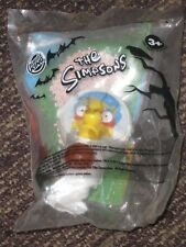 2011 The Simpsons Tree House of Horrors Burger King Kids Meal Toy - Milhouse