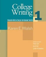 College Writing 1 (English for Academic Success)-ExLibrary