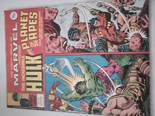 The Mighty World of Marvel Starring The Incredible Hulk Issue 237 UK Comic