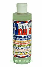 Aluminum,Chrome,Stainless,Metal, Cleaner-Polish-Sealer 8 oz