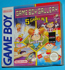 Game Boy Gallery - Game & Watch - Game Boy GB Nintendo - PAL