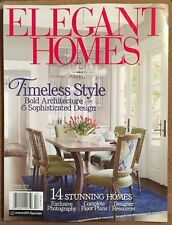 Elegant Homes Timeless Style Stunning Homes Plans Fall Winter 2015 FREE SHIPPING