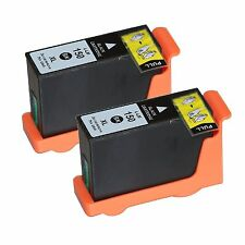 2  Pack 150XL Black Ink Cartridge Fits Lexmark Pro715 Pro915