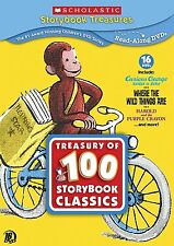 Treasury of 100 Storybook Classics 16 DVD NTSC Box Set