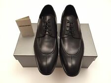 New w Box Antonio Maurizi Leather Lace up Oxford Shoes For Men Black Size 9 US
