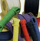 6MM UK MADE 'EVERLASTO' COLOURED COTTON ROPE/SASH CORD VARIOUS COLOURS/LENGTHS