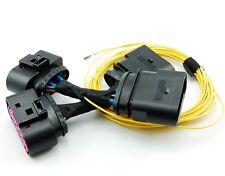 Audi Q5 Bi Xenon Scheinwerfer + Kurvenlicht Adapter Kabel