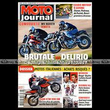 MOTO JOURNAL N°1793 BIMOTA DB6 DELIRIO MAX BIAGGI GILERA GP 800 YAMAHA TMAX 2008