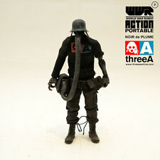 ThreeA 3A 1/12 WWRp World War Robot Portable NOIR de Plume Action Figure