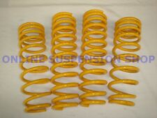 Lowered Front and Rear KING Springs to suit 91-95 HONDA Civic EG EH Models