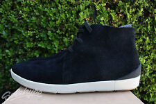 NIKE AIR RALSTON MID LITE SZ 10 BLACK ANTHRACITE BIRCH 477618 001
