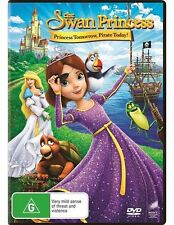 The Swan Princess: Princess Tomorrow, Pirate Today! NEW R4 DVD