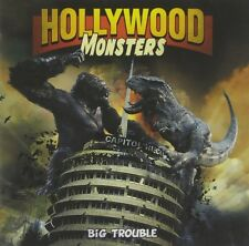 HOLLYWOOD MONSTERS - BIG TROUBLE  CD NEU
