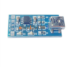 Imported 5V Mini USB 1A Lithium Battery Charging Board Charger Module IN 4V-8V