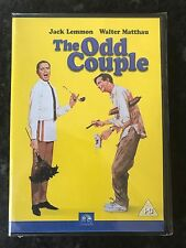 The Odd Couple [DVD] [1968] [1967] **New & Sealed**