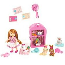 Barbie luv me 3 bunny playset & Kelly Doll