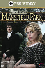 Masterpiece Theatre: Mansfield Park by Jane Austen, Billie Piper, Blake Ritson,
