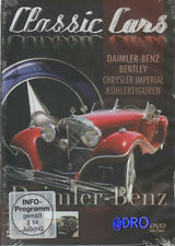 DVD + Daimler-Benz + Bentley + Chrysler Imperial + Automobilgeschichte Liebhaber