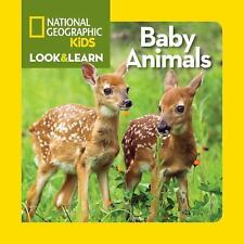 National Geographic Kids Look and Learn: Baby Animals Look & Learn
