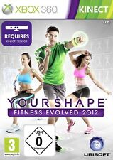 XBOX 360 Your Shape Fitness Evolved 2012 NEU&OVP Kinect erforderl. Paketversand