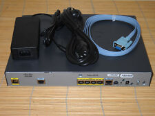 Cisco 881G-K9 Firewall IPSec VPN 3DES/AES 20 Tunnel SSL QoS 3G Security Router