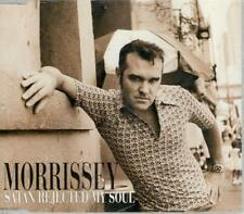 Morrissey, Satan Rejected My Soul; 1 track PR-CD Single