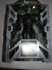STAR TREK BORG ASSIMILATION HIROGEN ART ASYLUM 8 INCH FIGURE 2002