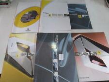 Manuale uso e manutenzione Renault Laguna ed. 2003  [3261.14]