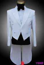 Stylish Mens Formal Wedding Tuxedo Jackets Tail Coats Trouse Party SUIT&PANTS