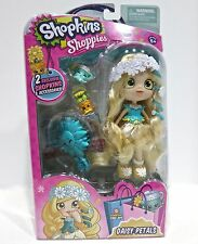 Daisy Petals Shopkins Shoppies Doll 56403 w/ Exclusive Maisy Daisy & Whitney Can