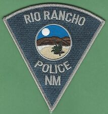 RIO RANCHO NEW MEXICO POLICE PATCH