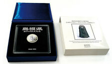 Japan 2008 500¥ YEN  Shimane Bimetal Proof Coin 47  Prefectures Coin