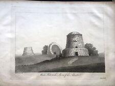 TRULLO ,ADRIATICO. Friedrich Nicolovius 1794.RARA,PUGLIA W.F. GMELIN