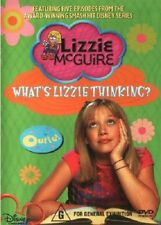 LIZZIE MCGUIRE:- WHAT'S LIZZIE THINKING? - - - - - DVD, HILARY DUFF, WALT DISNEY