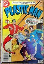 Plastic Man #19 comic book Bronze Age Superhero cover Smith Albano 1977 DC