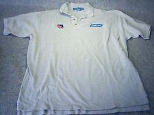 HSQ Harvard Square USA Luge Norton Polo Men's Size XL