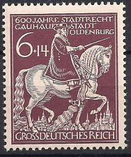 Germany 3rd Reich 1945 Mi# 907 MNH 600th Anniversary of Oldenburg **